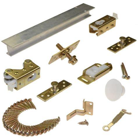 bifold door hardware johnson hardware 200fd series 72 in 2 panel bi fold door