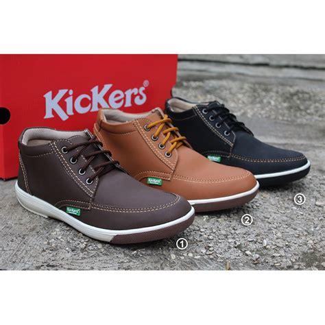 Sepatu Kickers Serty sepatu kickers casual fourhole shopee indonesia