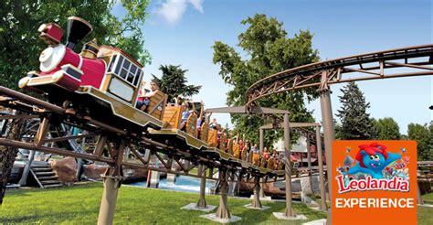 Ingresso Leolandia Theme Park Leolandia Italy Leolandia Tickets Leolandia