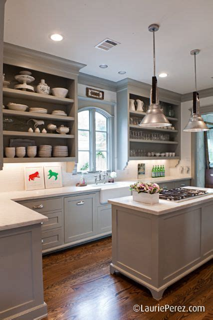 light grey kitchen cabinets around the house