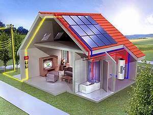un panneau solaire 39revolutionnaire39 qui fournit a la With combien de panneau photovoltaique pour une maison