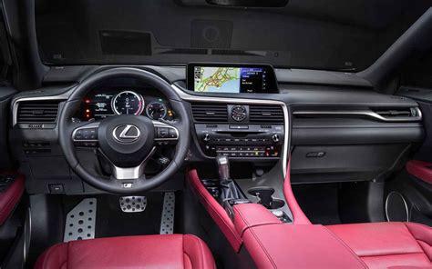 lexus harrier 2016 interior 2018 lexus rx 350 release date and price car models 2017