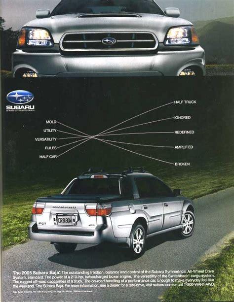 Subaru Car Ads by Subaru Global Ads Subaru World Ads