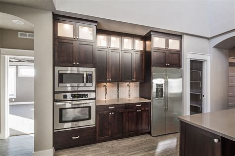 Cabinet Above Refrigerator Height