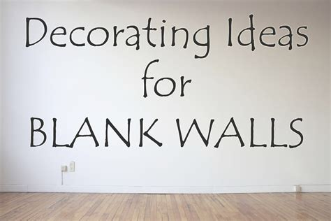 blank kitchen wall ideas home decor archives diy roundup