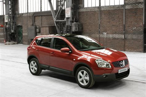 nissan qashqai review top speed