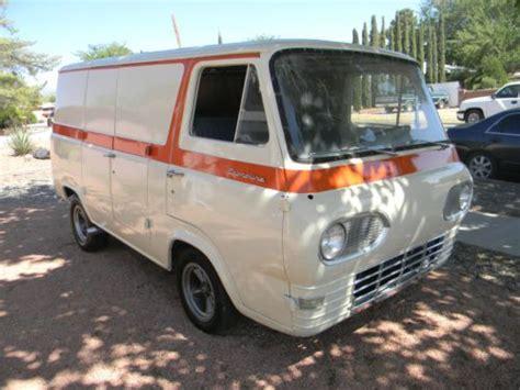 purchase   reserve  ford econoline short van