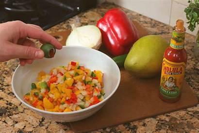 Snacks Mango Uncap Flavor Party Vox