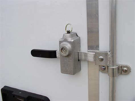 trailer door locks dl 80 cargo trailer door lock hickory trailer parts