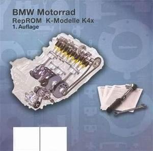 Bmw K1200 K4x Reprom Factory Service Manual 2004