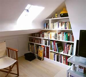 Appartement Sous Comble : appartement parisien sous les combles ~ Dallasstarsshop.com Idées de Décoration
