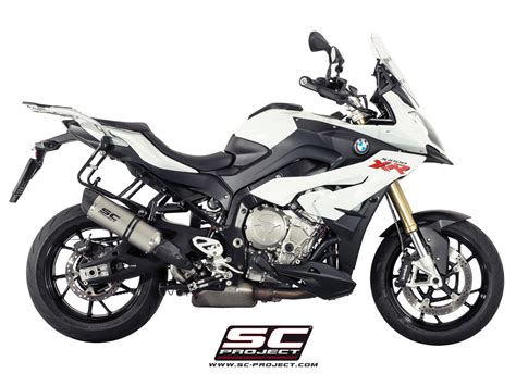 Bmw S1000xr Exhaust Scproject