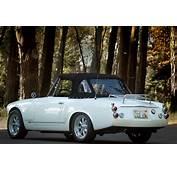 Datsun Sports Roadsters Parts Restoration