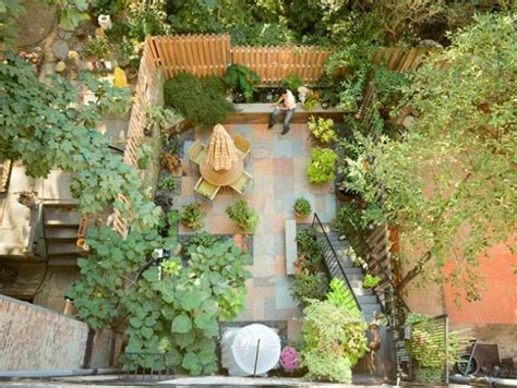 Small Space Backyard Ideas - 23 small backyard ideas how to make them look spacious and