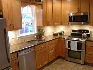 small l shaped kitchen design ideas deannetsmith With tips to remodel a small l shaped kitchen