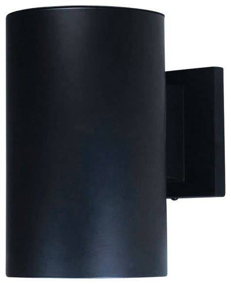 outdoor cylinder wall mount black light outdoor