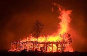 Most Horrifying Photos of California Wildfires PEOPLE com