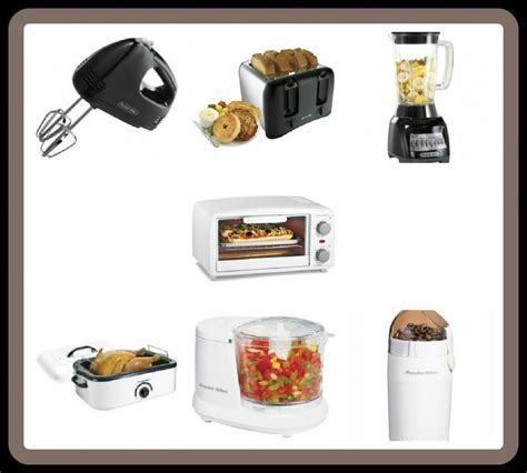 Totsy: Small Kitchen Appliances starting at just $8.75