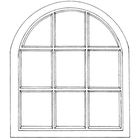 window template the gallery for gt dollhouse coloring pages