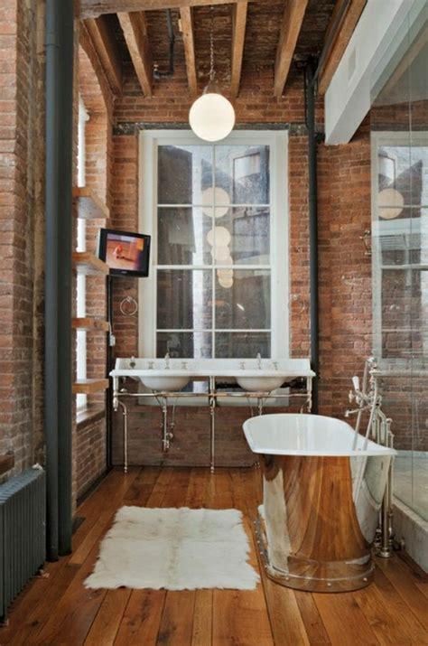 parement salle de bain comment choisir un habillage mural quelques astuces en photos