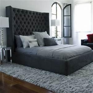 Furniture Corner: High Back Beds New Designs