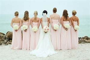 Petal Pink Bridesmaid Dresses This Has To Have Been Thee