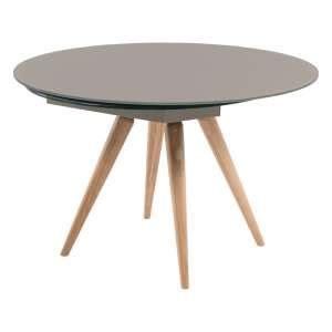 table de cuisine ronde avec rallonge achat de tables avec allonges rondes et allonges ovales 4 pieds