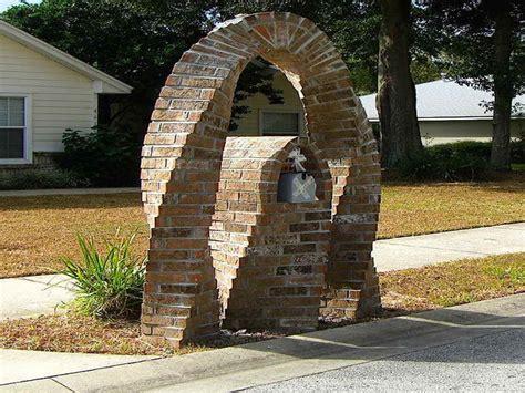 Unusual Kitchen Ideas - brick decorative mailbox design art decor homes diy personalized unique mailboxes