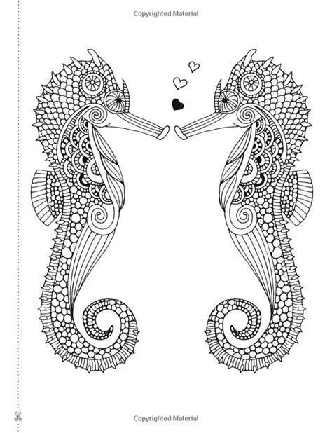 Animal Magic - Under The Sea: Anti-Stress Animal Art Therapy: Amazon.co.uk: Christina Rose