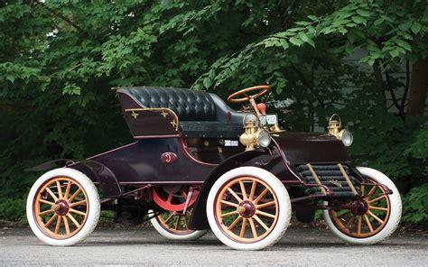 1903 Cadillac, Car, Vintage Wallpapers Hd / Desktop And
