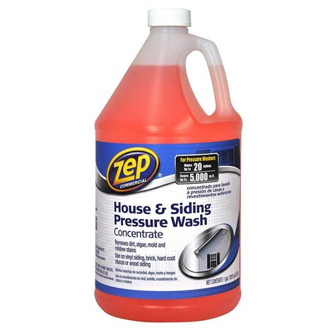 zep 128 oz house and siding pressure wash concentrate