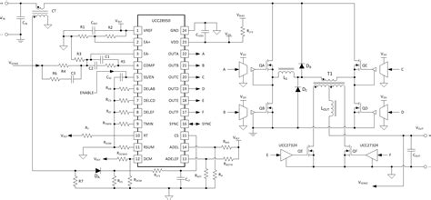 ucc green phase shifted full bridge controller