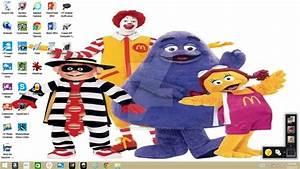 My Ronald McDonald and Friends desktop by KrofftFan96 on ...