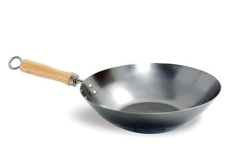 camping wok cookware snowys fired wood