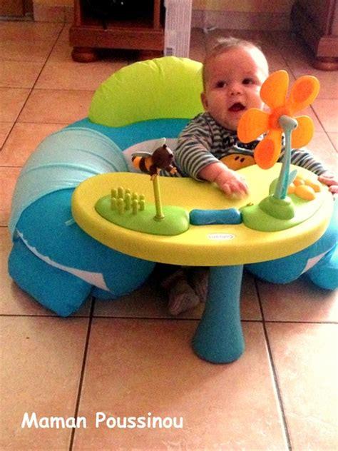 à quoi ça peut bien jouer un bébé de presque 6 mois