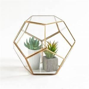 Acheter Terrarium Plante : terrarium plante metal ~ Teatrodelosmanantiales.com Idées de Décoration
