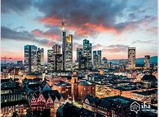 Frankfurt rentals for your vacations with IHA direct