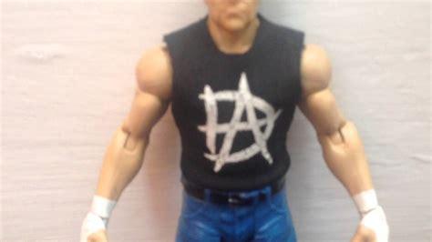 Wwe Basic Dean Ambrose Signature Series Mattel Improved