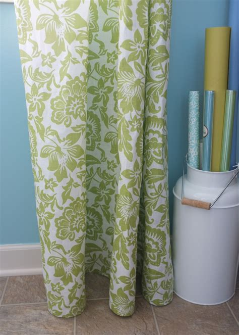 no sew drapes for the laundry room teal and lime by