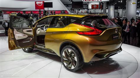 naias nissan resonance crossover concept
