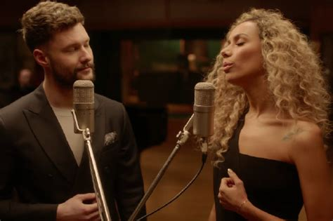Calum Scott Debuts Official Music Video With Leona Lewis
