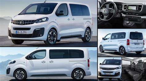 opel zafira life  pictures information specs