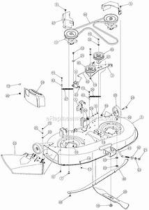 Mtd 13an779g766 Parts List And Diagram