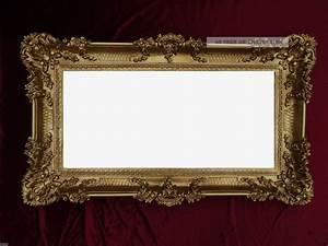 Barock Spiegel Xxl : wandspiegel gold 96x57 antik barock rokoko spiegel shabby ~ Lateststills.com Haus und Dekorationen