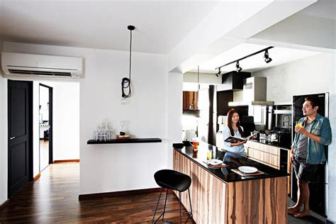 kitchen island with 4 stools no space for a dining table 16 bar top ideas here home