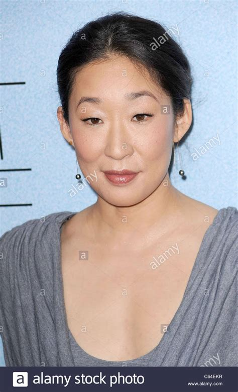 sandra oh new york sandra oh stock photos sandra oh stock images alamy