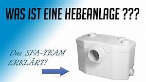 Hebeanlage Abwasser Waschmaschine : erkl rung hebeanlage sfa sanibroy german hd youtube ~ Eleganceandgraceweddings.com Haus und Dekorationen