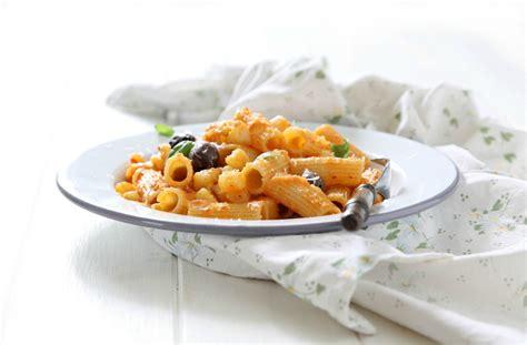 pasta e patate con la n duja italia per me
