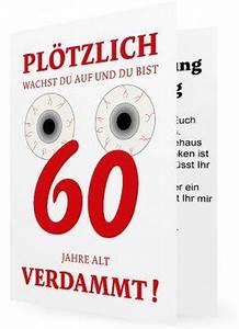 Ideen Zum 40 Geburtstag Mann : lustige gl ckw nsche zum 60 geburtstag ~ Avissmed.com Haus und Dekorationen