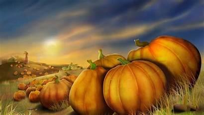 Thanksgiving Pumpkin Montreal Illustration Wallpapers 10wallpaper